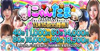 やんちゃな子猫兎我野 2店舗合同イベント【にゃん☆たま】開催中!!